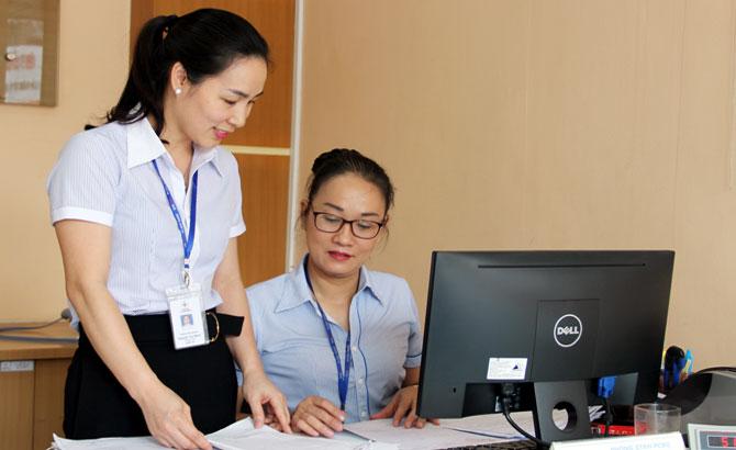Chị Nguyễn Thị Minh: Hăng say lao động, giàu sáng kiến